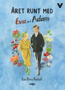 Cover for Året runt med Eva och Adam