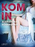 Omslagsbild för Kom in - erotisk novell