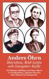 Omslagsbild för Marabou, Gangster-Kalle och Röd-Lotta