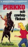 Bokomslag för Pirkko 7 - Pirkko och cowboy-flickan