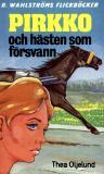 Omslagsbild för Pirkko 8 - Pirkko och hästen som försvann