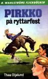 Omslagsbild för Pirkko 11 - Pirkko på ryttarfest