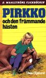 Omslagsbild för Pirkko 14 - Pirkko och den främmande hästen
