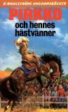 Omslagsbild för Pirkko 17 - Pirkko och hennes hästvänner