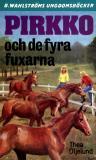 Omslagsbild för Pirkko 20 - Pirkko och de fyra fuxarna