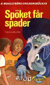 Omslagsbild för Arvo, killen från framtiden 6 - Spöket får spader