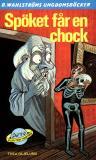 Omslagsbild för Arvo, killen från framtiden 10 - Spöket får en chock