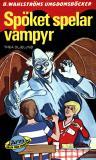 Omslagsbild för Arvo, killen från framtiden 11 - Spöket spelar vampyr