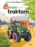 Bokomslag för Bojan och traktorn