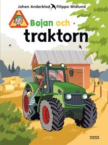 Cover for Bojan och traktorn