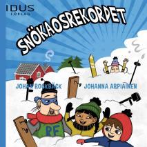Cover for Snökaosrekordet
