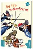 Cover for De tre musketörerna