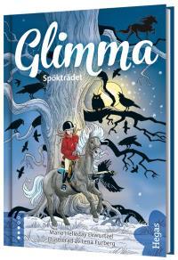 Cover for Glimma 7: Spökträdet