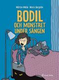 Omslagsbild för Bodil och monstret under sängen