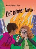 Omslagsbild för Det brinner, Nora!