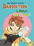 Omslagsbild för Djurdoktorn: Linus och Teddy