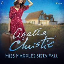 Cover for Miss Marples sista fall