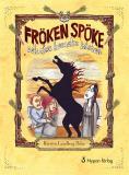 Omslagsbild för Fröken Spöke och den hemska hästen