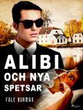 Bokomslag för Alibi och nya spetsar