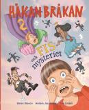 Cover for Håkan Bråkan och fismysteriet