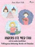Omslagsbild för Anders ute med Taxi och två andra berättelser