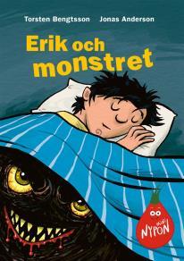 Omslagsbild för Mininypon - Erik och monstret