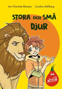 Cover for Mininypon - Stora och små djur