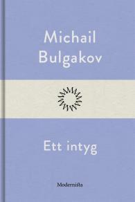 Cover for Ett intyg