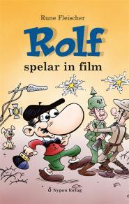 Omslagsbild för Rolf spelar in film
