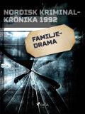 Omslagsbild för Familjedrama