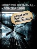 Omslagsbild för Häxor och barnamörderskor