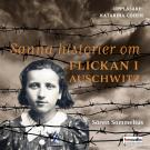 Cover for Sanna historier om flickan i Auschwitz