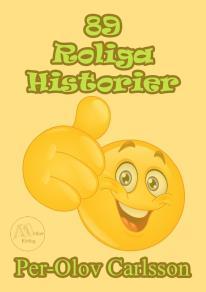 Cover for 89 roliga historier