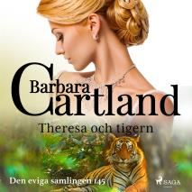 Cover for Theresa och tigern