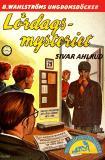 Cover for Tvillingdetektiverna 16 - Lördags-mysteriet
