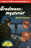 Omslagsbild för Tvillingdetektiverna 25 - Grodmans-mysteriet