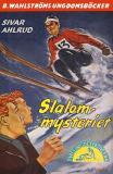 Omslagsbild för Tvillingdetektiverna 28 - Slalom-mysteriet