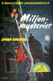 Omslagsbild för Tvillingdetektiverna 29 - Miljon-mysteriet