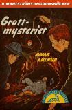 Omslagsbild för Tvillingdetektiverna 30 - Grott-mysteriet