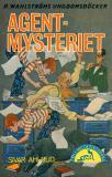 Omslagsbild för Tvillingdetektiverna 36 - Agent-mysteriet