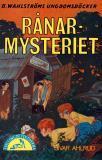 Omslagsbild för Tvillingdetektiverna 37 - Rånar-mysteriet