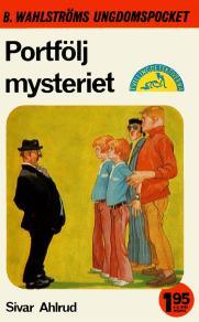 Cover for Tvillingdetektiverna 40 - Portfölj-mysteriet