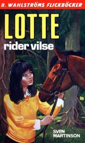 Cover for Lotte 6 - Lotte rider vilse