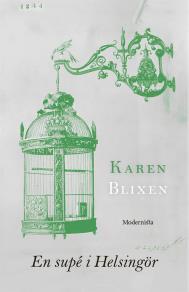 Cover for En supé i Helsingör