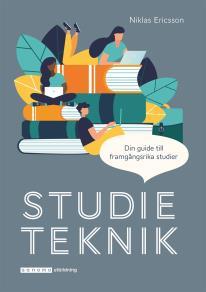 Cover for Studieteknik - din guide till framgångsrika studier