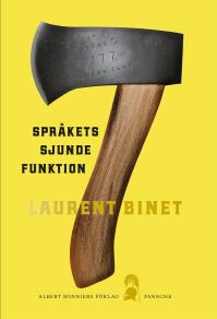 Cover for Språkets sjunde funktion
