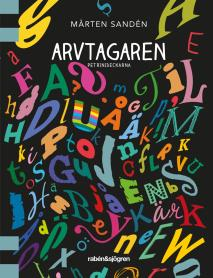 Cover for Arvtagaren