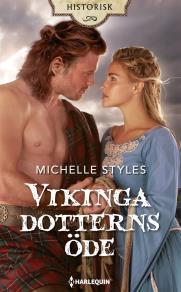 Cover for Vikingadotterns öde