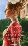 Cover for Miss Markhams skandalösa äventyr