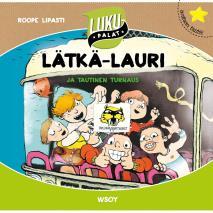 Cover for Lätkä-Lauri ja tautinen turnaus